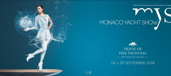 Выставка Monaco Yacht Show 2018